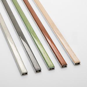 Profili Alluminio Pennellato
